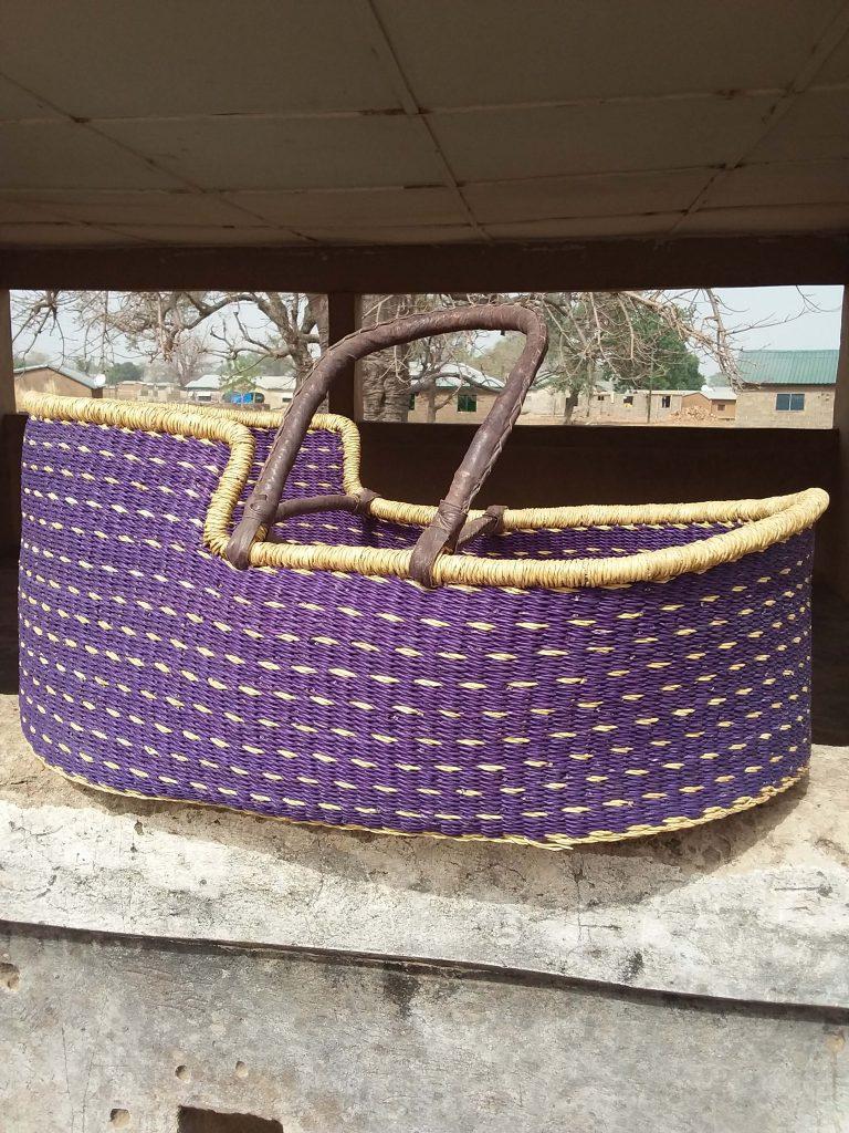 Baby Cot Basket