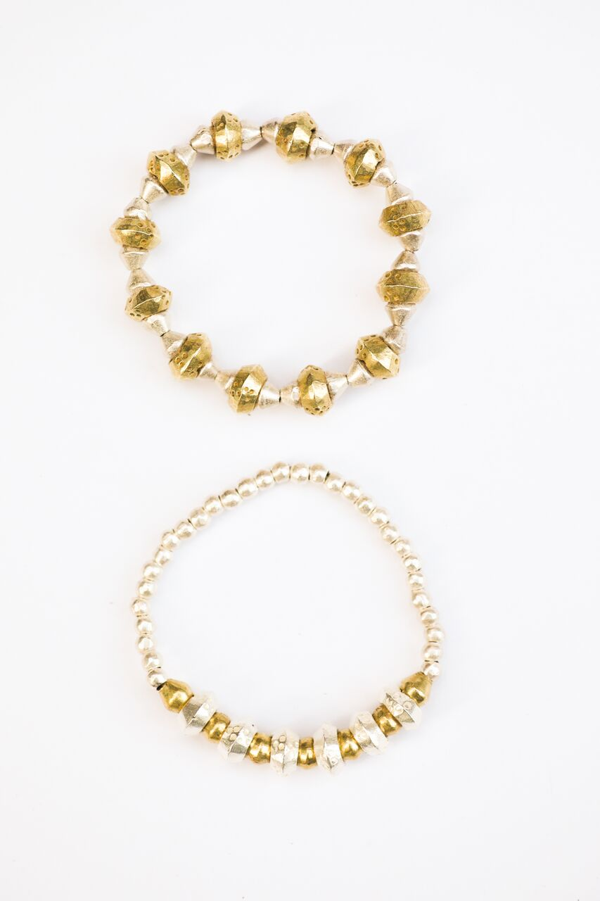Scarves, Jewellery