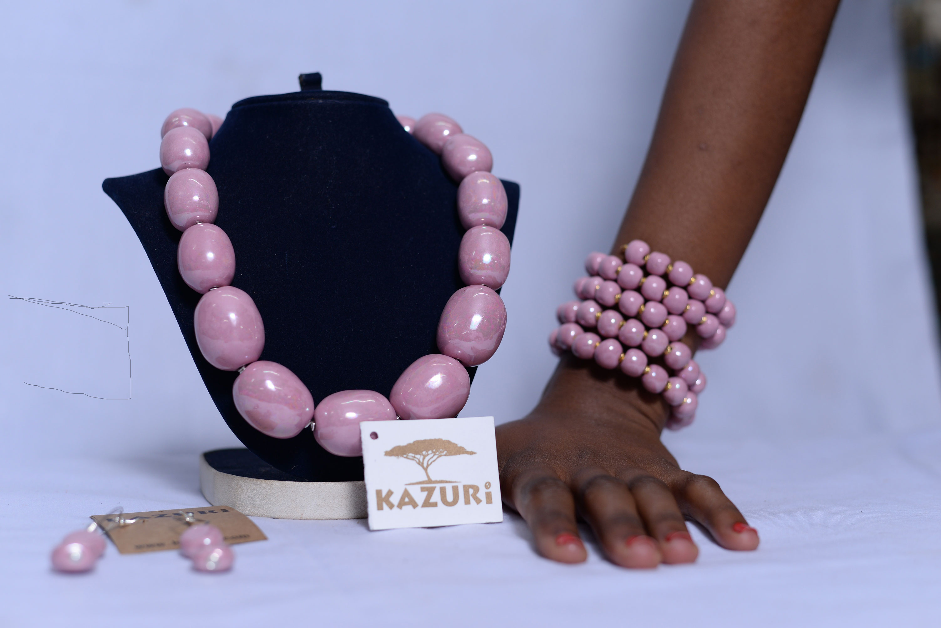 Ceramic Beads, Pottery, Leather Products