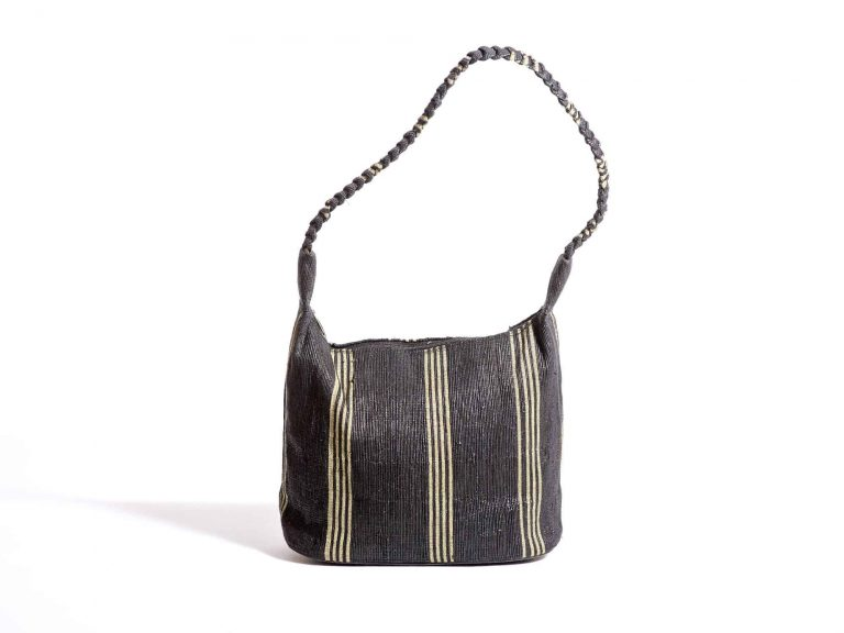 Handbags, bags and accessories made from recycled plasyic bags